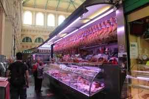 Nichts für Veganer: Die Italiener lieben Schinken.