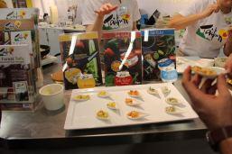 Neue Produkte von Taifun: leckere Tofu-Salate.