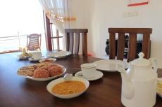Ein Sri Lankisches Frühstück