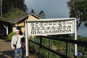 In einem entlegenden Dorf