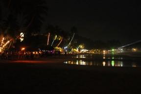 Mirissa bei Nacht